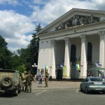 UKR soldaten theater